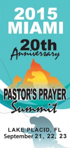 Prayer Summit 2015